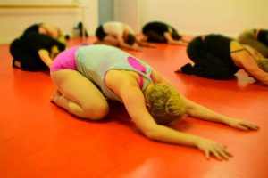 Increasing Flexibility For Dance