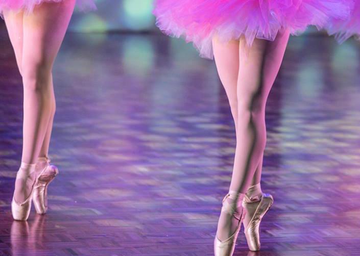 En Point Dance with Ballet