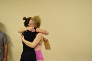 Summer Dance Intensive Dance Master Class Completion