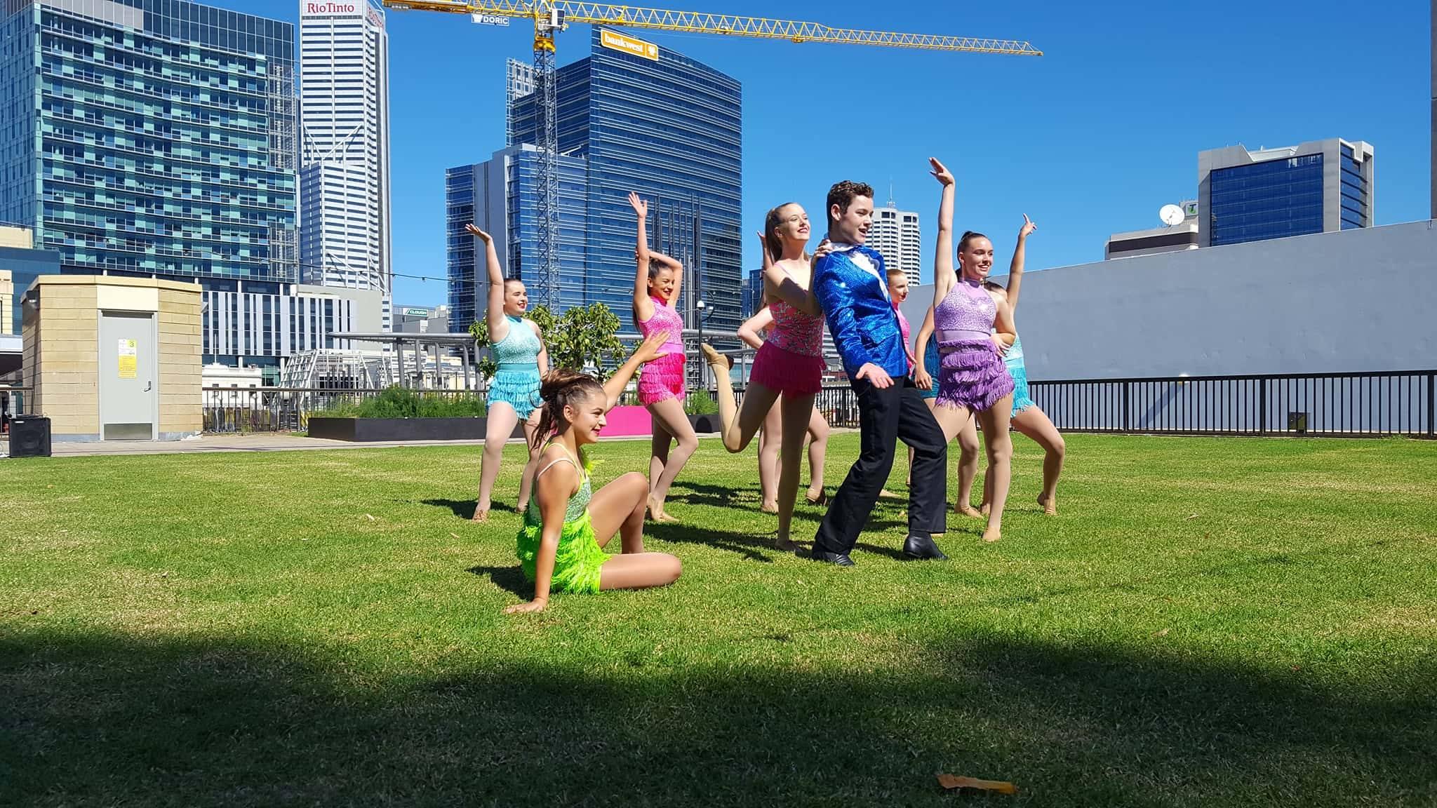 WAPS Teen Industry Performance Troupe at KickstART
