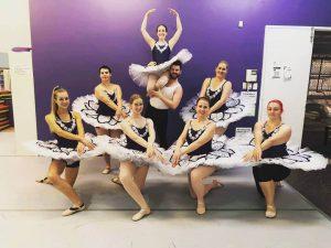 Intermediate Adult Ballet at WAPS
