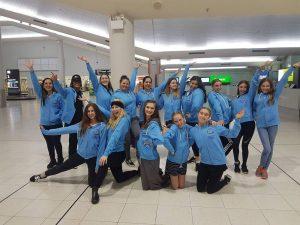 WAPS Dance Excellence Team Flight