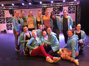 WAPS Team Members with Melissa Sandvig