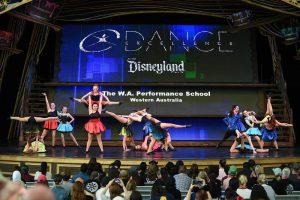WAPS at Disneyland
