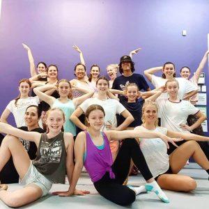 WAPS Dance Excellence 2019 Team.