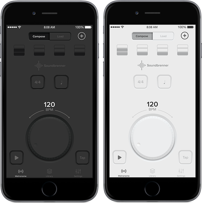 Soundbrenner Metronome App